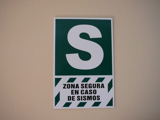 Earthquake Secure Zone